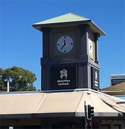 Leichhardt Market Place (Smoke Exhaust upgrade)